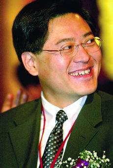 杨元庆董事长这一年:学会驾驭国际经理人