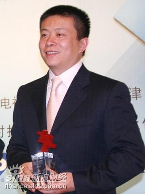 曹国伟:新浪网作为网络媒体会承担起社会责任