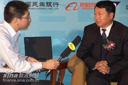 独家专访:西洋集团董事长周福仁