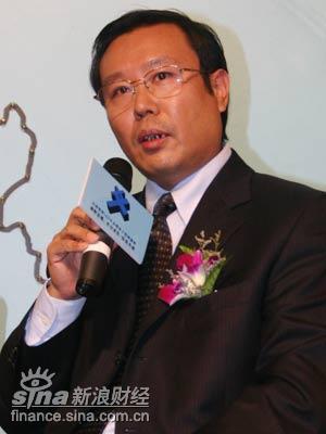 图文:对外经济贸易大学国际工商学院院长张新民