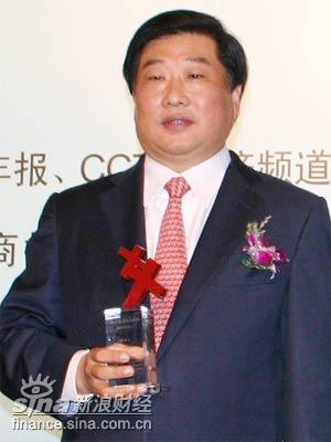 图文:潍柴动力股份有限公司董事长谭旭光