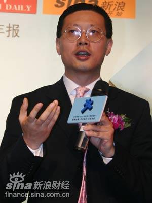 图文:红杉资本中国基金创始人执行合伙人沈南鹏