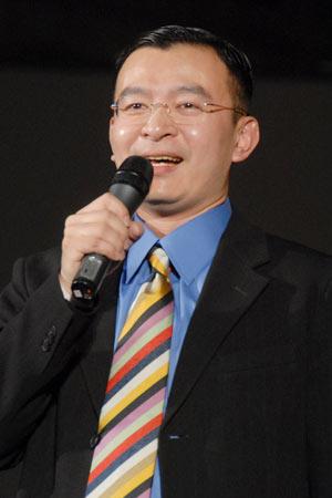 图文:亚洲成功学权威国际训练机构总裁陈安之