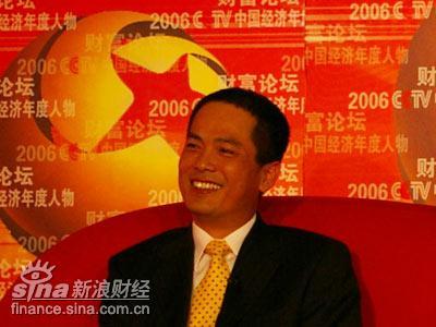 图文:惠普全球副总裁中国区总裁孙振耀