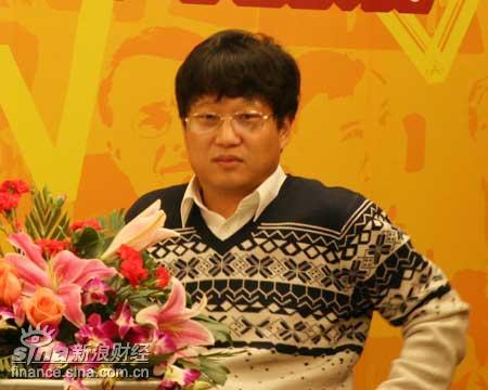 图文:新浪全球资深副总裁总编辑陈彤