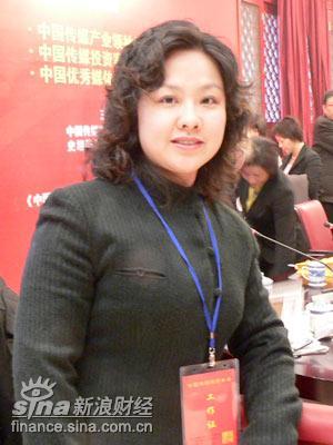图文:史坦国际艺术总监苏玲芬