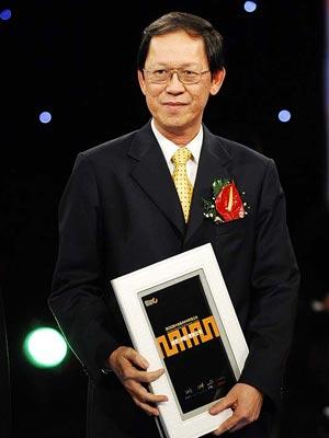 图为:索尼中国有限公司副总裁李锦泉