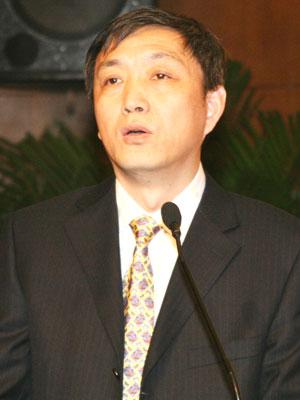 图文:上海师大人文与传播学院副院长金定海