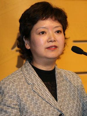 图文:北京大学新闻与传播学院副院长程曼丽