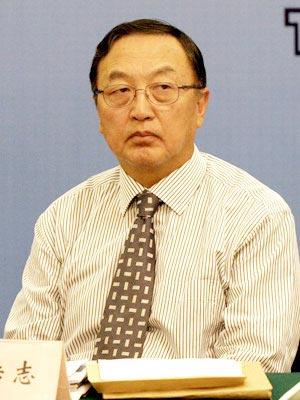 图文:联想投资控股公司董事局主席柳传志