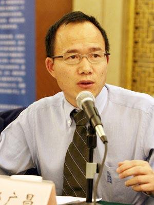 图文:上海复星高科技有限公司董事长郭广昌