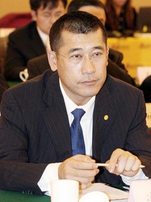 图文:红太阳集团董事长总裁冯玉良