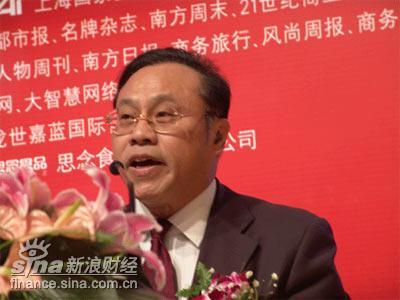 图文:南方报业传媒集团董事长杨兴锋
