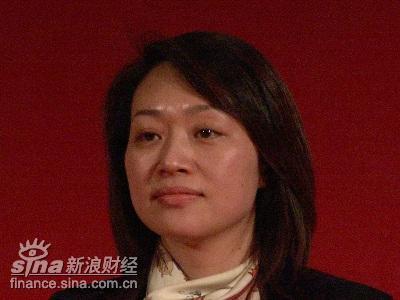 图文:长江证券副总裁马莉_会议讲座