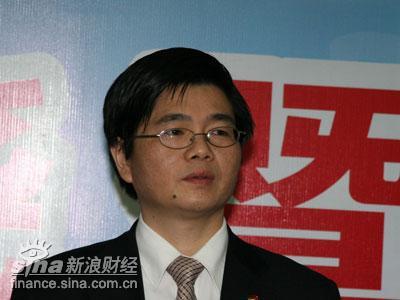 图文:新华联集团企业文化部总监杨运辉