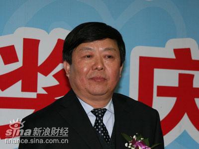 图文:北京城建集团公司党委副书记程占华