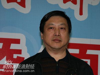 图文:大唐国际发电股份有限公司秘书处长王琳