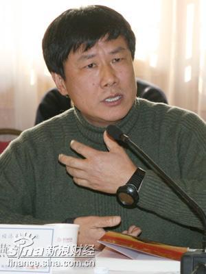 图文:国家发改委对外经济研究所所长张燕生