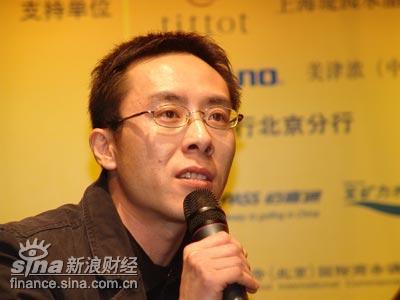 图文:《快公司》主编王涌