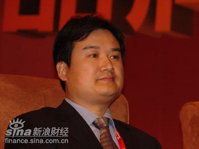 图文:中国航空传媒广告公司总经理张建中