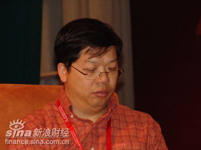 图文:点击科技总裁王志东