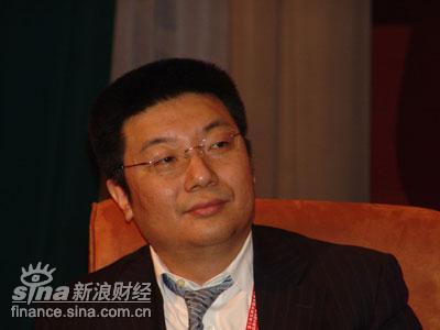 图文:分众传媒CEO江南春