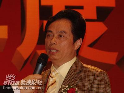 图文:波司登董事长高德康当选品牌中国年度人物