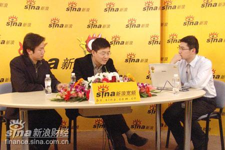 春暖2007主创人员高先民卢小波做客新浪聊天实录