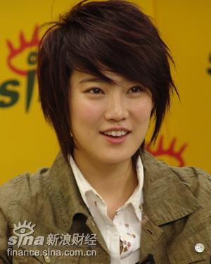 2006超女刘力扬做客聊315消费热点