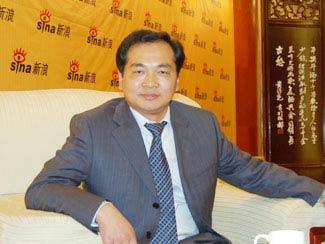图文:远景营销咨询管理有限公司董事长司圣国
