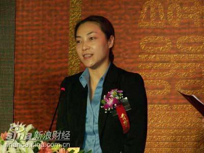 图文:新浪销售与市场资深副总裁杜红