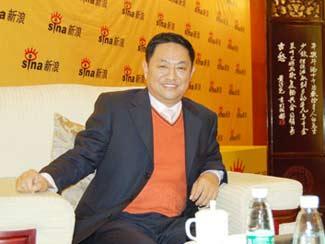 图文:道格拉斯洋酒(青岛)公司副总经理李鹏海