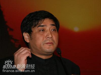 图文:中国广告杂志社社长兼主编张惠辛