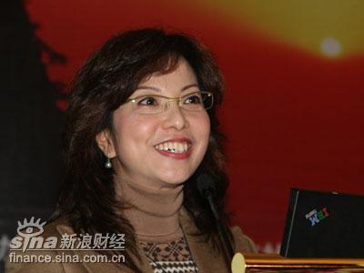 图文:盛世长城国际广告创意公司CEO周佩莲