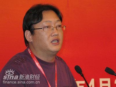 图文:浙江千岛湖旅游局品牌宣传策划主任余涛
