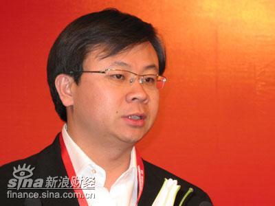 图文:亿品传媒总裁唐立新