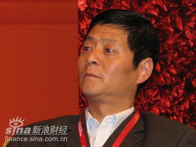 图文:贵州黄果树景区管委会工委副主任马志海