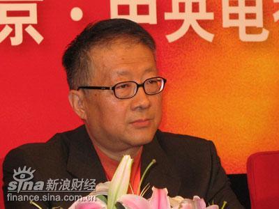 图文:品牌中国产业联盟副主席杨子云
