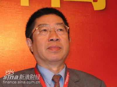 图文:中国县域旅游品牌评审委员会主席魏小安