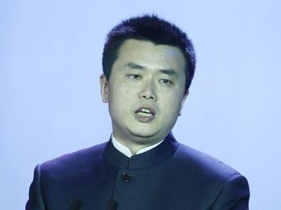 图文:凤凰卫视有限公司副总裁刘爽