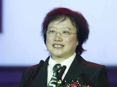 赵远花:最受尊敬企业应该在行业当中做出贡献