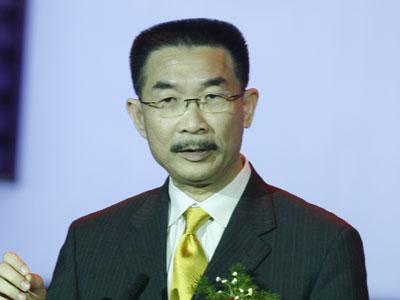 图文:思科系统网络技术有限公司总裁林正刚