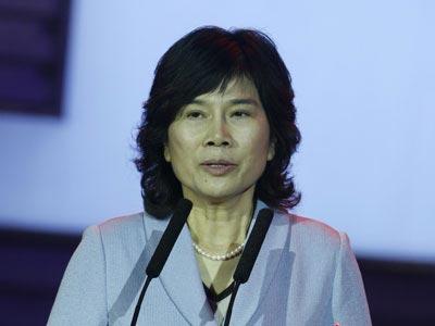 图文:珠海格力电器股份有限公司总裁董明珠