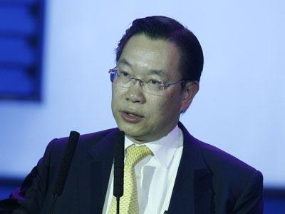 图文:IBM大中华区首席执行官钱大群