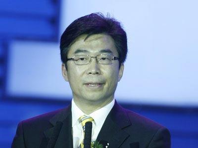图文:上海通用汽车有限公司总经理丁磊