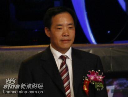 图文:宁夏大榆树沟煤炭产销公司董事长陈逢干