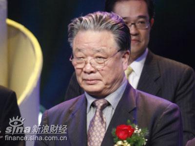 图文:中国民(私)营经济研究会会长保育钧