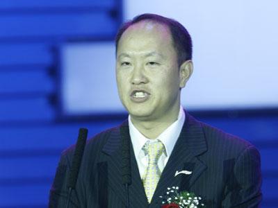 郭建新:李宁的成绩使我感到更多是鞭策与责任