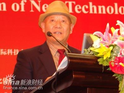 图文:中国文联副主席丹增