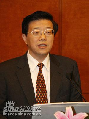 图文:国务院国资委副主任李伟